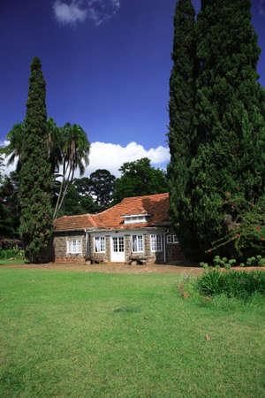 Karen Blixen's house Nairobi Kenya Africa Stock Photo