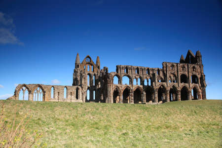 whitby: Ruins of Whitby Abbey, North Yorkshire