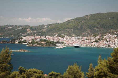 skiathos: Skiathos Town, Skiathios, Sporades Islands