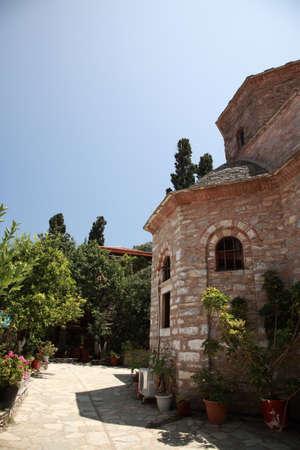 skiathos: Holy Monastery of Evangelistria, Skiathos, Greece