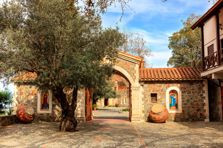 12th century: Machairas Monastery is a historic monastery established in 12th century, dedicated to the Virgin Mary.