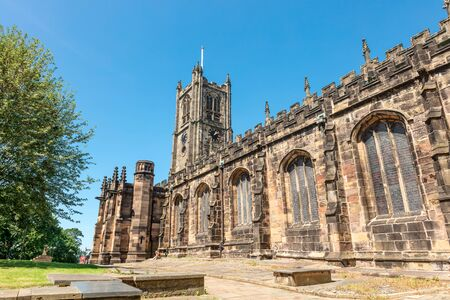 Lancaster Priory is the Church of England parish church of the city centre of Lancaster, Lancashire, England.
