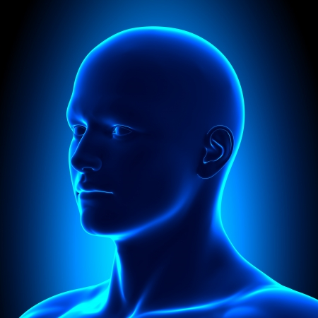 Isometrische Head