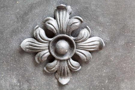 ornamental work of metal photo
