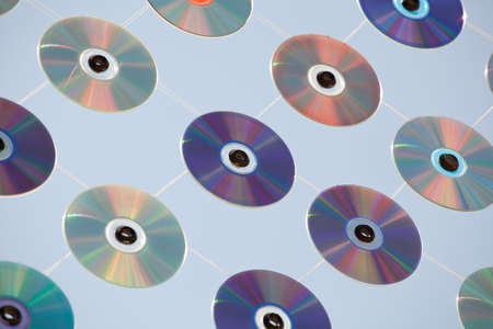 cds: Net of old CDs and DVDs