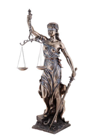 Statue of justice, Themis mythological Greek goddess
