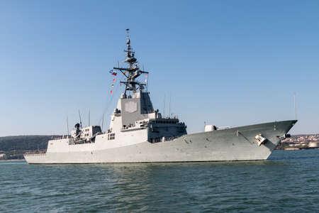 wojenne: wojskowego statku Publikacyjne