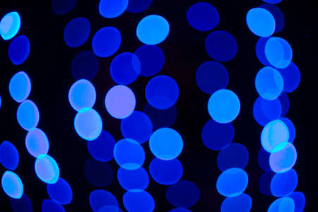 blue lights: Abstract blue lights background Stock Photo