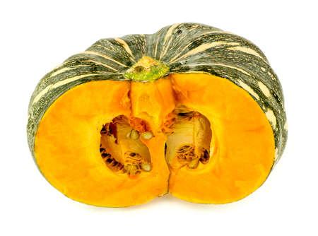 kent: Isolated orange kent pumpkin
