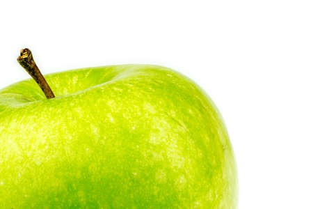 granny smith: Background texture of green granny smith apple