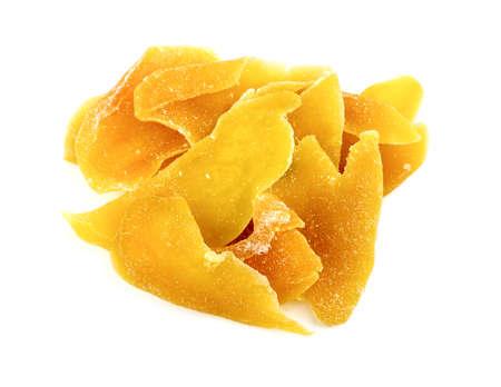 dehydrated: Dehydrated mango Stock Photo