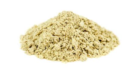 Macro closeup of kava root