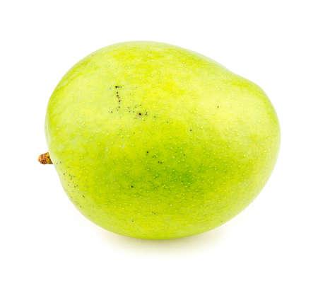 unripened: Whole mango, young, un-ripened