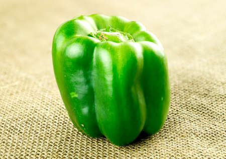 green pepper: Hessian green pepper, organic
