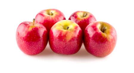 Small fresh organic apples