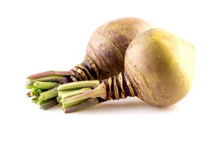 High fiber swedish turnips Imagens - 55961609