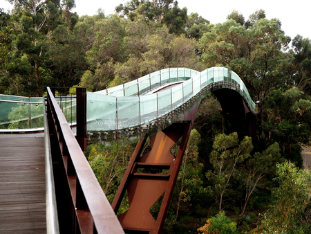the federation: Federation Walkway in Kings Park, Perth, Australia