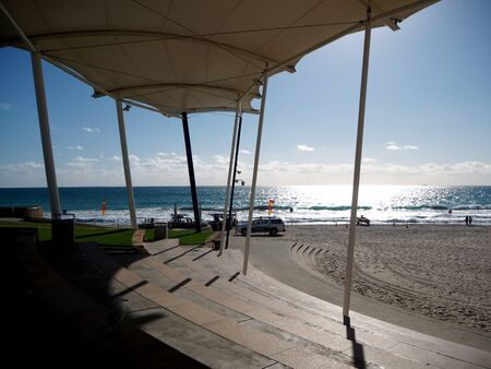 perth: Sunset at scarborough Beach, Perth