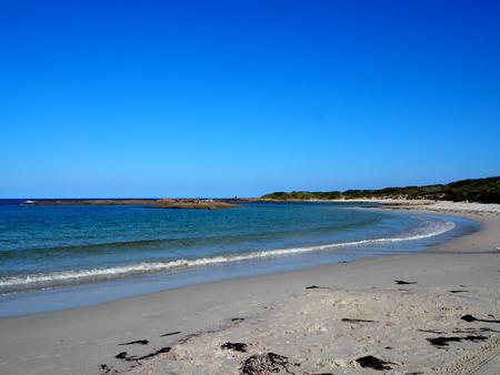 western australia: Scarborough Beach in Western Australia Stock Photo