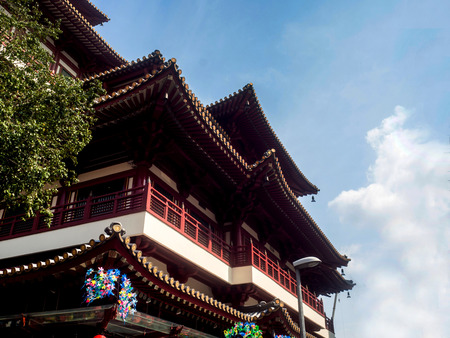 tang: The Buddha Tooth Relic Temple, 12 Sep 2017, Singapore.
