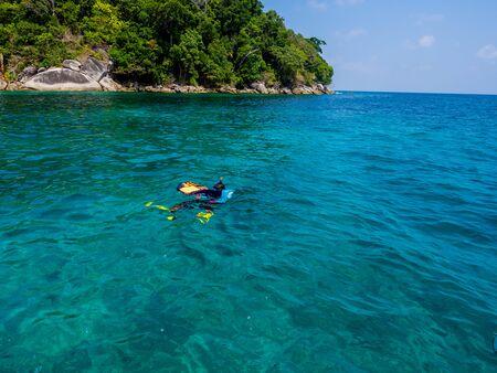 Surin Island or Mu Koh Surin National Park, Phang-nga, Thailand