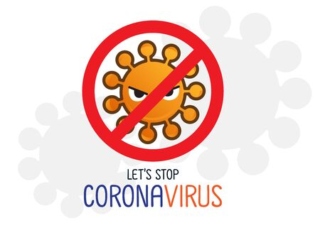 Corona Virus 2020. virus disease, Infographic, Logo, symbol & how to prevent.: Vector illustration
