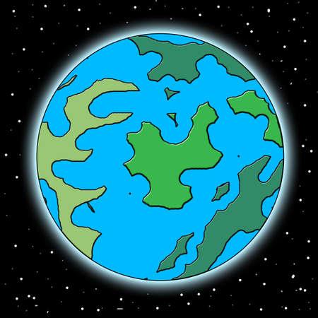 Planet Earth Stock Photo - 5507817