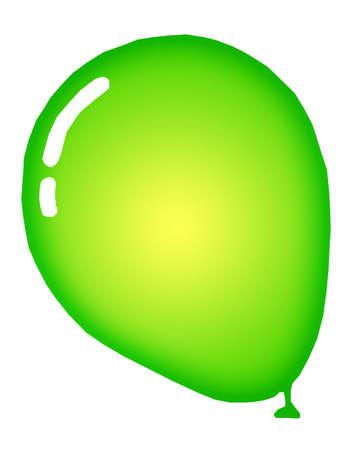 Balloon photo