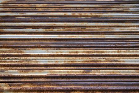 Old Rusty Shutters