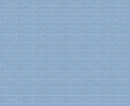 Block pattern-light blue