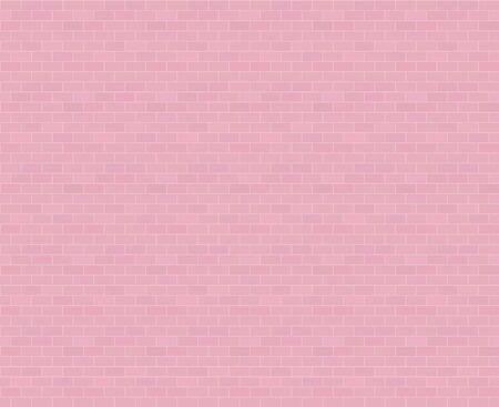 Block pattern-pink