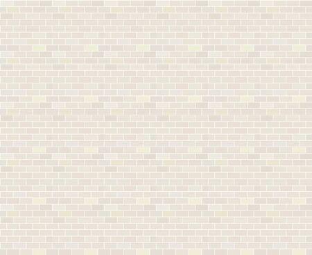 Block pattern-beige