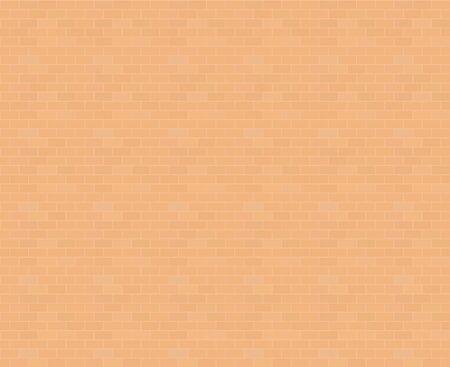 Block pattern-orange