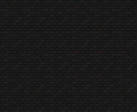 Block pattern-black Ilustrace