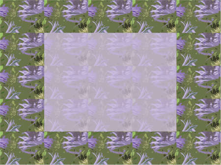 Pattern:  Cloversplash 1