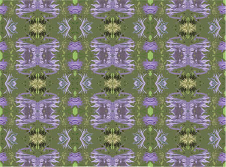 Pattern: Cloversplash 2