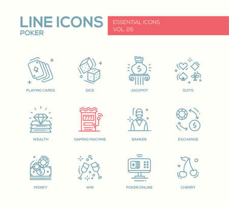 quick: Set of modern vector plain line design icons and pictograms of shopping process elements. Online, secure, delivery, auction, coupon, assistance, call, location, tracking, gift, money back shipping