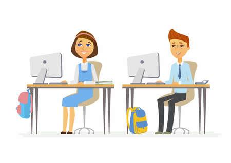 コンピューター研究 - Pc 上級学童