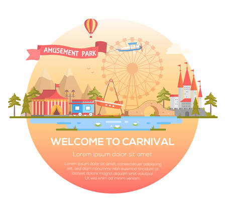 Welcome to carnival