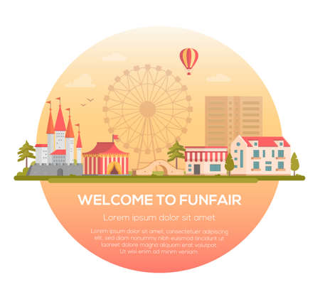Welcome to funfair