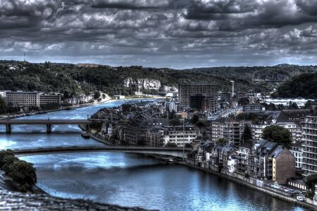 citadel: Namur citadel taken from