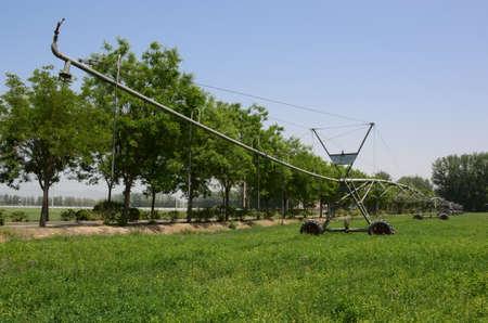 agricultural machinery: Agricultural machinery spraying machine