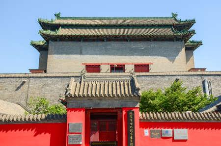 watchtower: Beijing Deshengmen watchtower