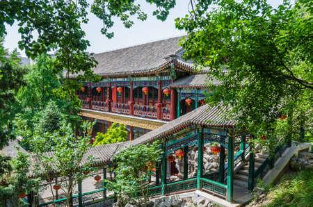 lou: Beijing Grand View Garden Kam Lou