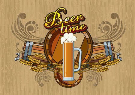 flowed: Beer theme for Bar menu
