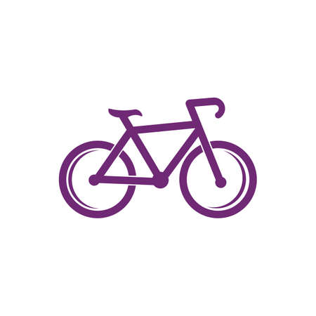 Bicycle vector template 일러스트