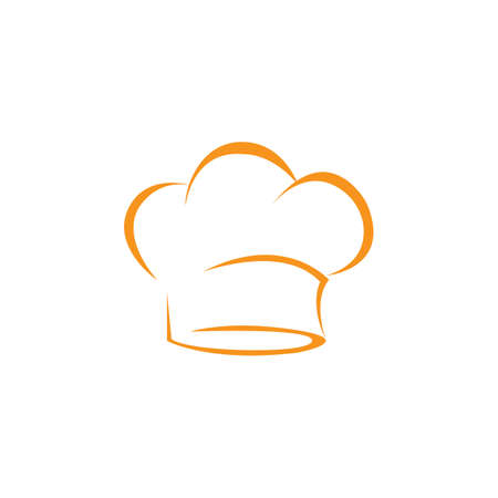 hat chef  template vector illustration 일러스트