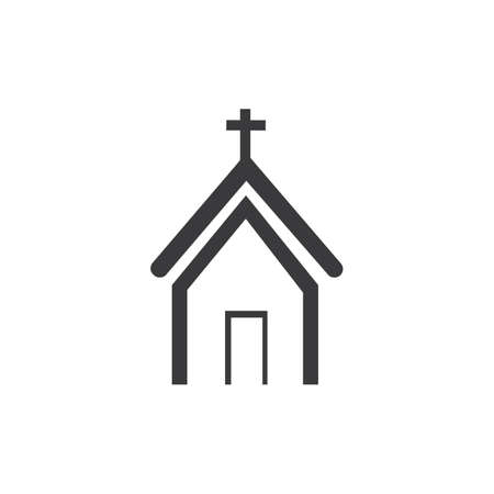 church christian line art design,Christian symbols. Çizim