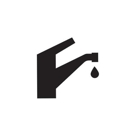 Faucets icons,Water tap icon. Vector illustration design Banque d'images - 134130356