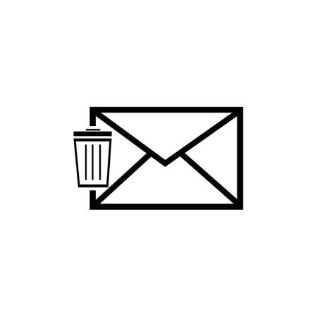 mail, message, communication icon vectorEmail icon vector, Envelope sign, Mail symbol